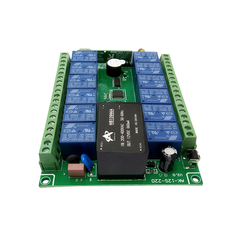 Aoke universal wireless remote control manufacturer used in LED lamps