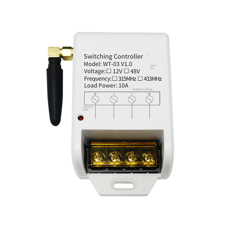 1CH Remote Control On Off Switch for Water Pump
