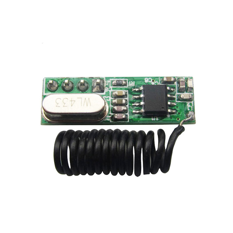 cheap wireless transmitter chip series usedfor smart home security
