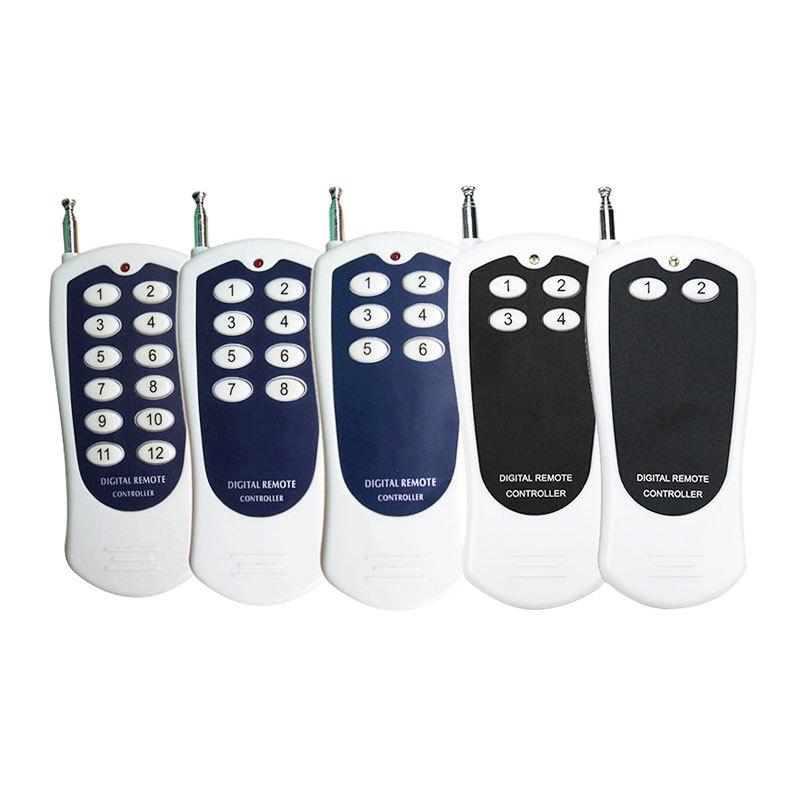 Sticker 1000m 12-button long distance remote control AK-12-12
