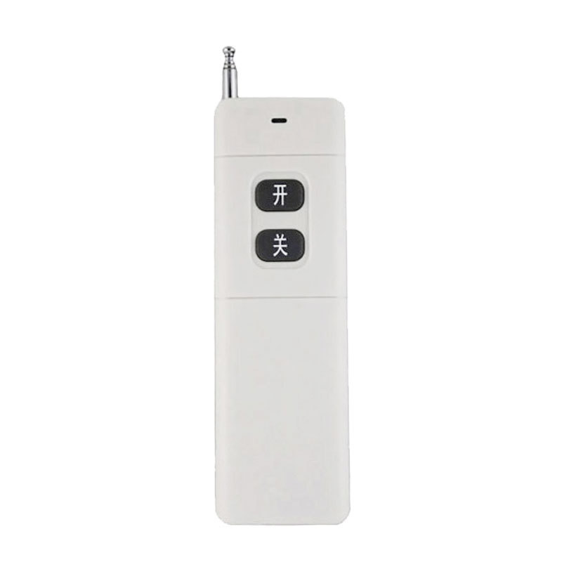 New with power remote control switch 2-button wireless remote control AK-3000-2