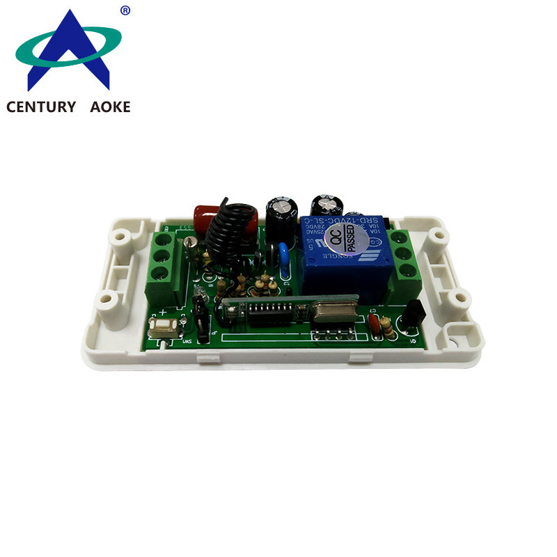 RF AC220V 1 CH Learning code remote control switch