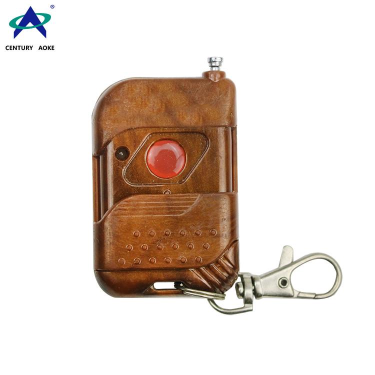315/433MHz 1 Button Motor Electric Gate Remote Control AK-TF01