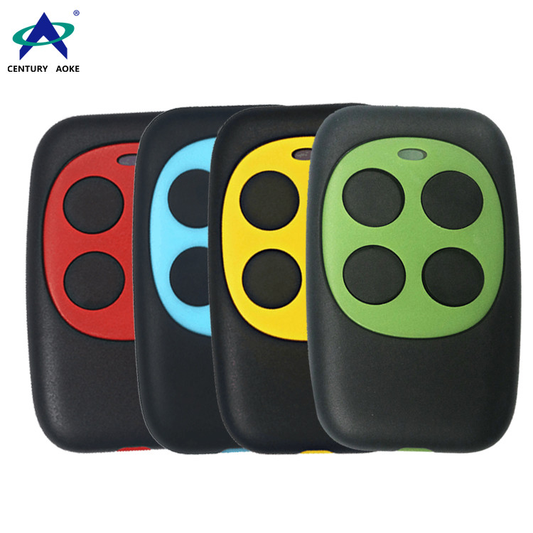 Multi-frequency Fixed-frequency Multi-color Copy Duplicator Copy Remote Control AK-171ALL