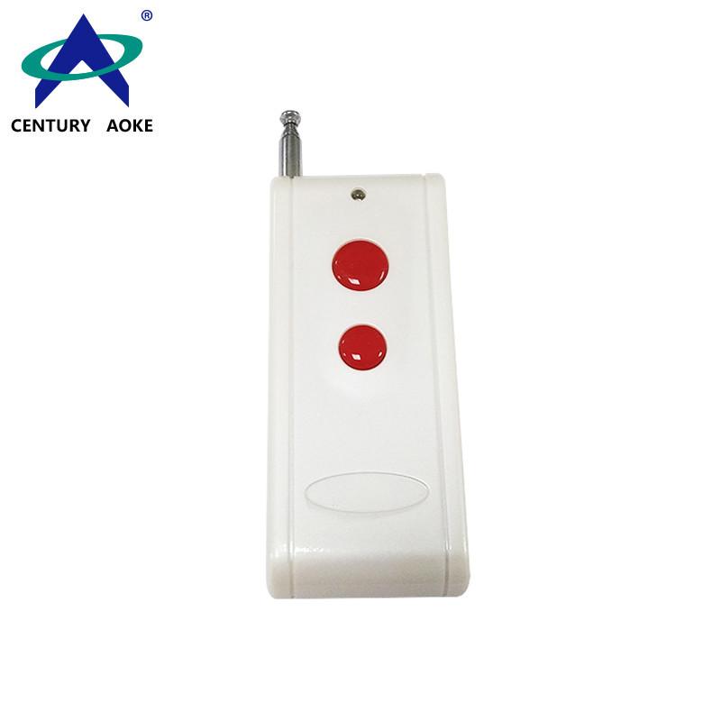 DC12V 1000m 2 Buttons Universal RF Wireless Remote Control AK-1000-2A
