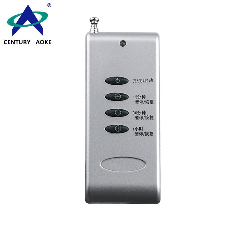 DC12V 1000m 4 Buttons Universal RF Wireless Remote Control AK-1000-4D