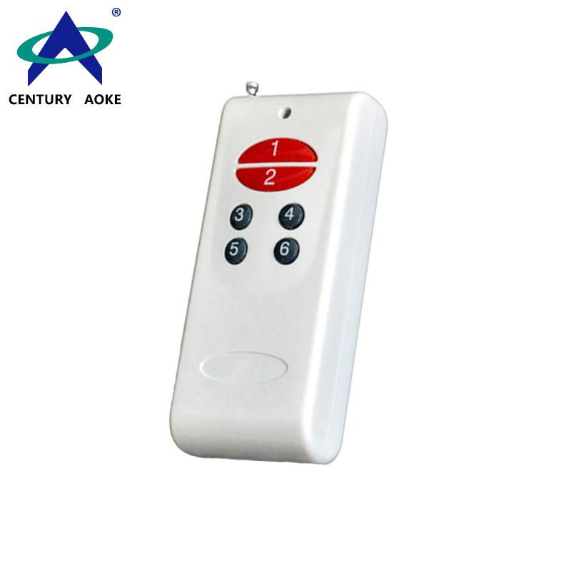 DC12V 1000m 6 Buttons Universal RF Wireless Remote Control AK-1000-6A