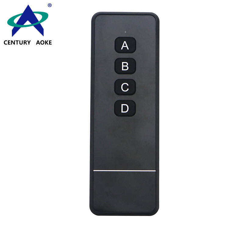 DC12V 1000m 3/4/6/7/8 Buttons Universal RF Wireless Remote Control AK-1000-4X