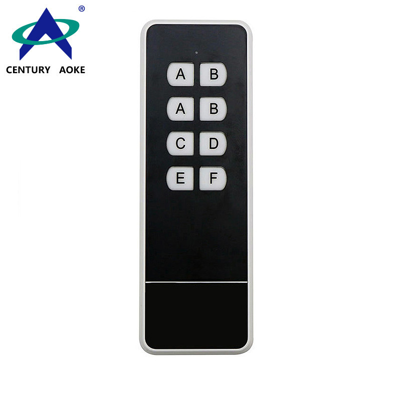 DC12V 1000m 3/4/6/7/8 Buttons Universal RF Wireless Remote Control AK-1000-8X