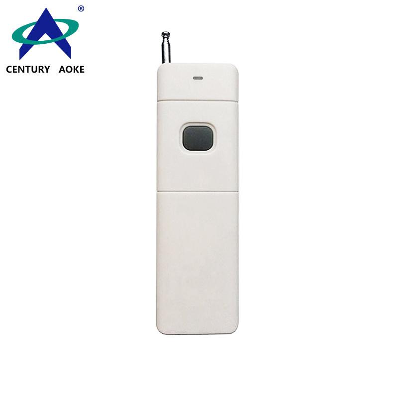DC9V 2000m 1 Button Universal RF Wireless Remote Control AK-3000-1A