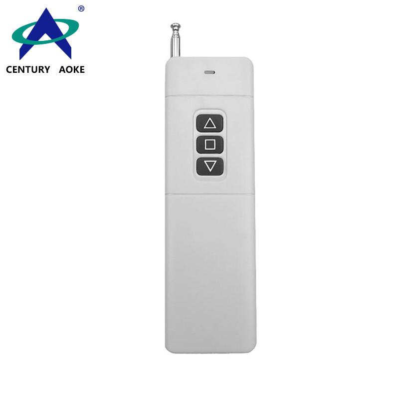 DC9V 2000m 3 Buttons Universal RF Wireless Remote Control AK-3000-3A