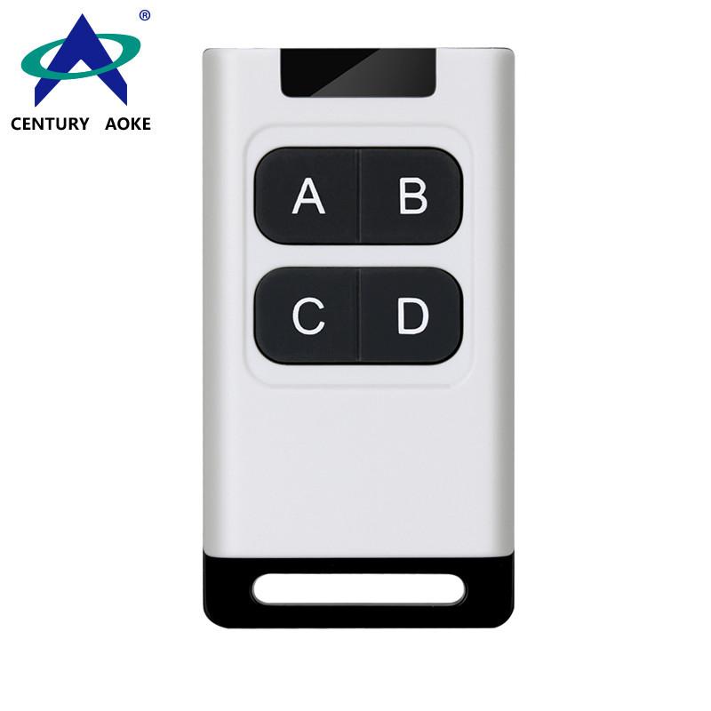 12V 4 Buttons 315/433MHz Duplicator Copy Code Universal RF Wireless Remote Control Garage Electric Door Lock AK-K200726