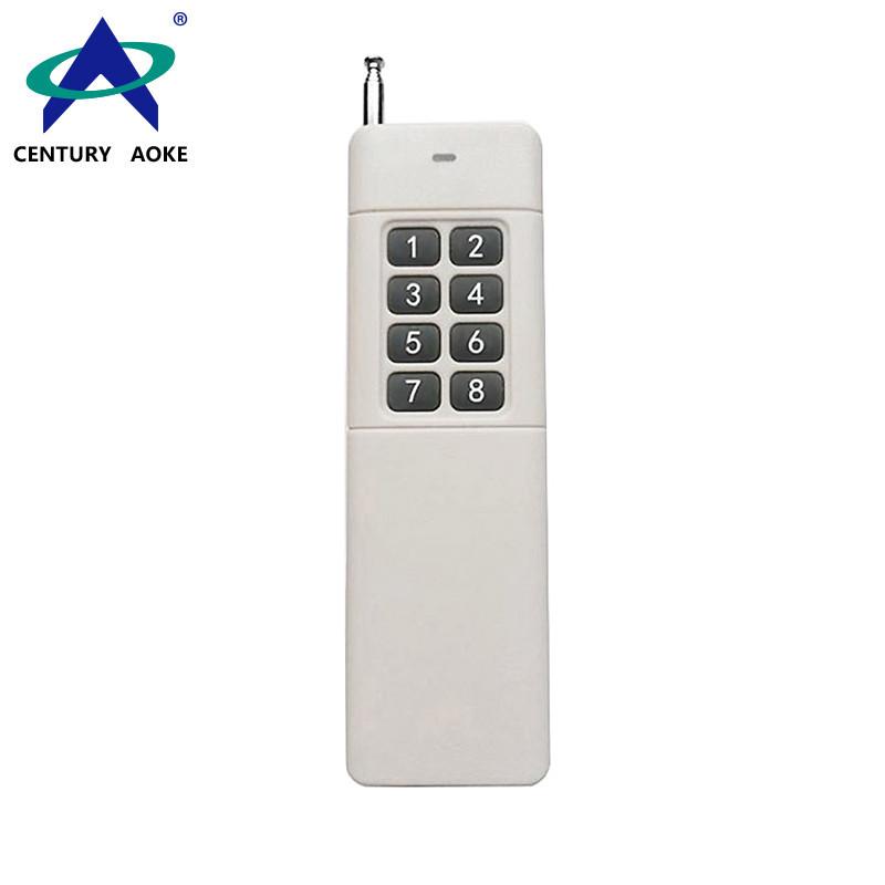 DC9V 2000m 8 Buttons Universal RF Wireless Remote Control AK-3000-8A