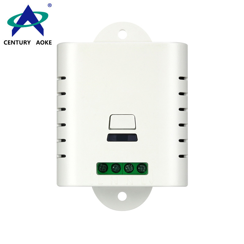 DC 12V 1 Channel Universal Smart Home Control Low Power Consumption Delay Wireless Remote Controller Switch AK-DL12V