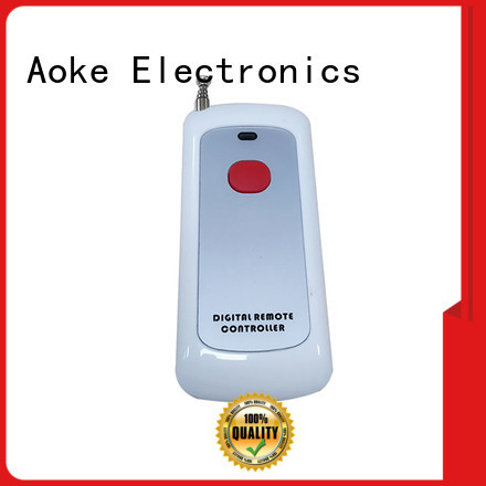 Aoke practical remote control for door manufacturer for better life