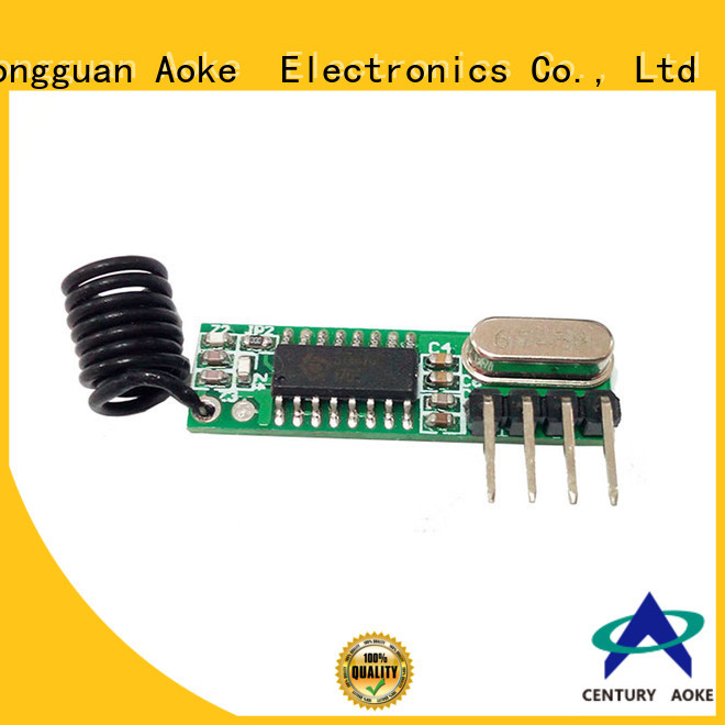 energy-saving best rf transmitter factory for convenience