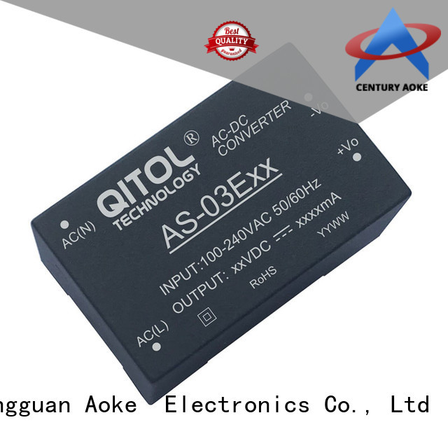 efficient ac dc converter module suppliers used in electric control locks