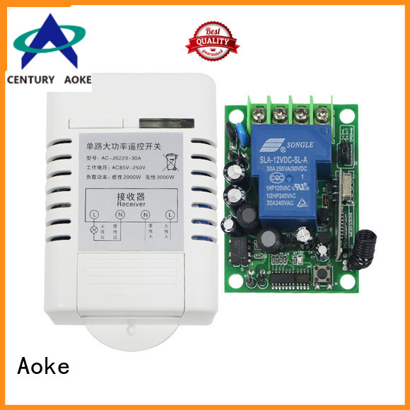 Aoke universal controller remote company for home use