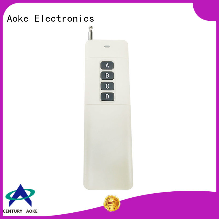 Aoke copy remote control best manufacturer used in electric drying racks