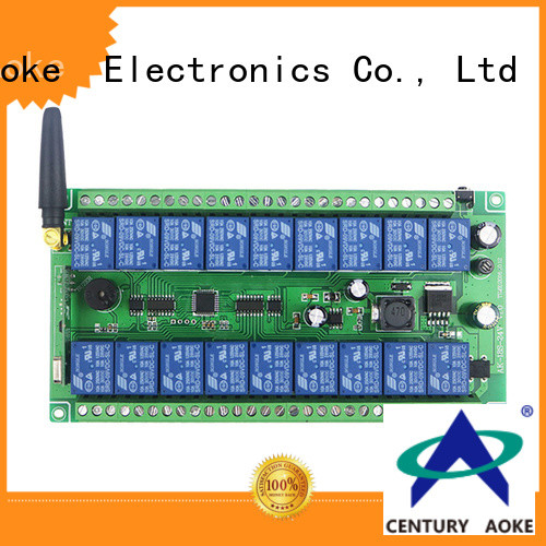 Aoke remote control on off switch series used in electric drying racks