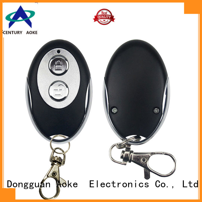 long lasting cloning remote control transmitter manufacturer used in electric screens