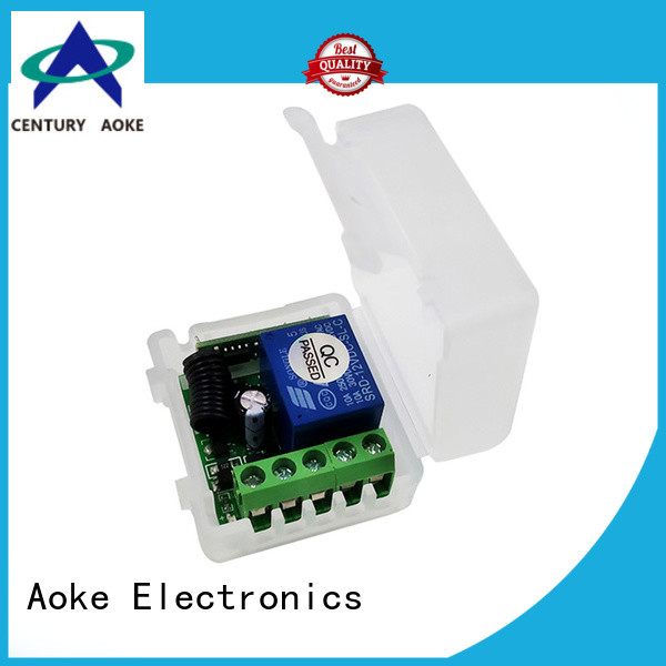 Aoke wifi remote control best manufacturer used in electric windows and doors