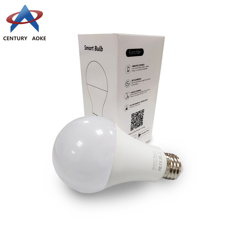 Smart CW bulb smart led light bulbs AK-L02W-01F