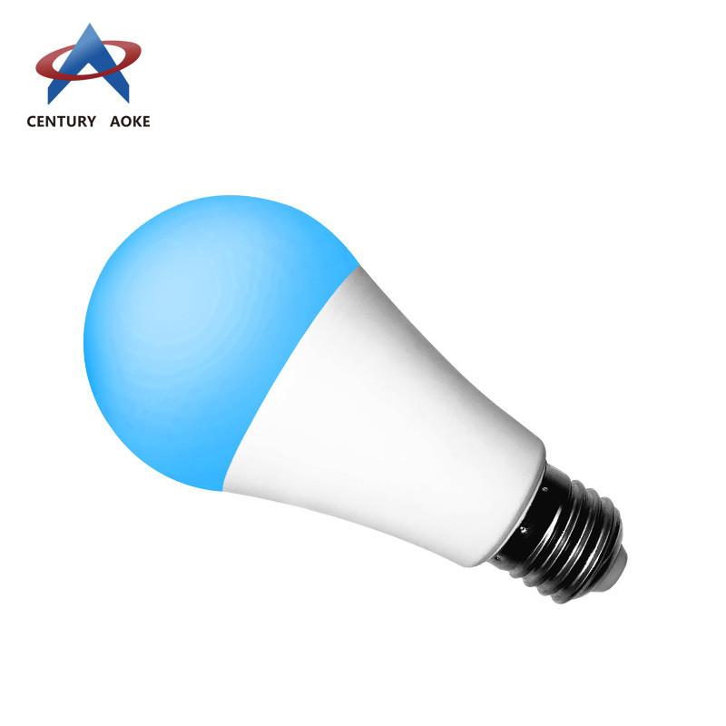 Smart RGB bulb wifi light bulb AK-L03W-01F