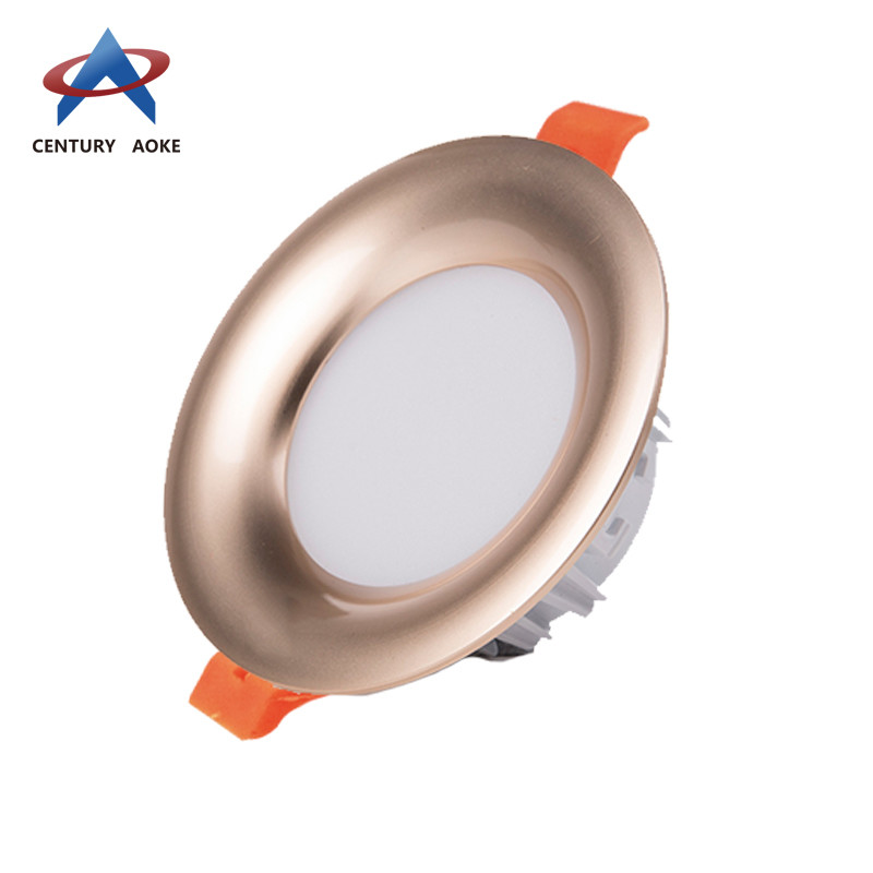 Smart RGB+CW downlight wifi lights AK-L05W-21F