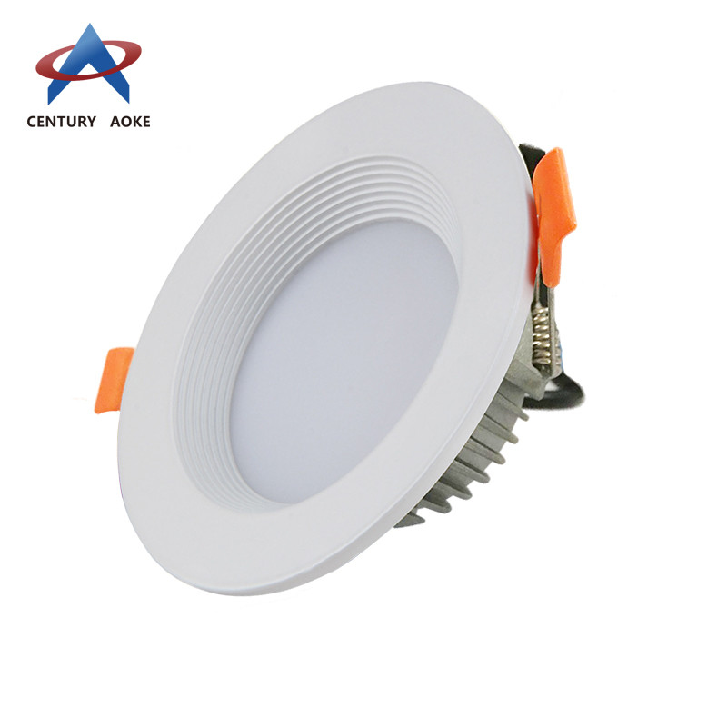 Smart RGB+CW wifi smart downlight AK-L05W-22F