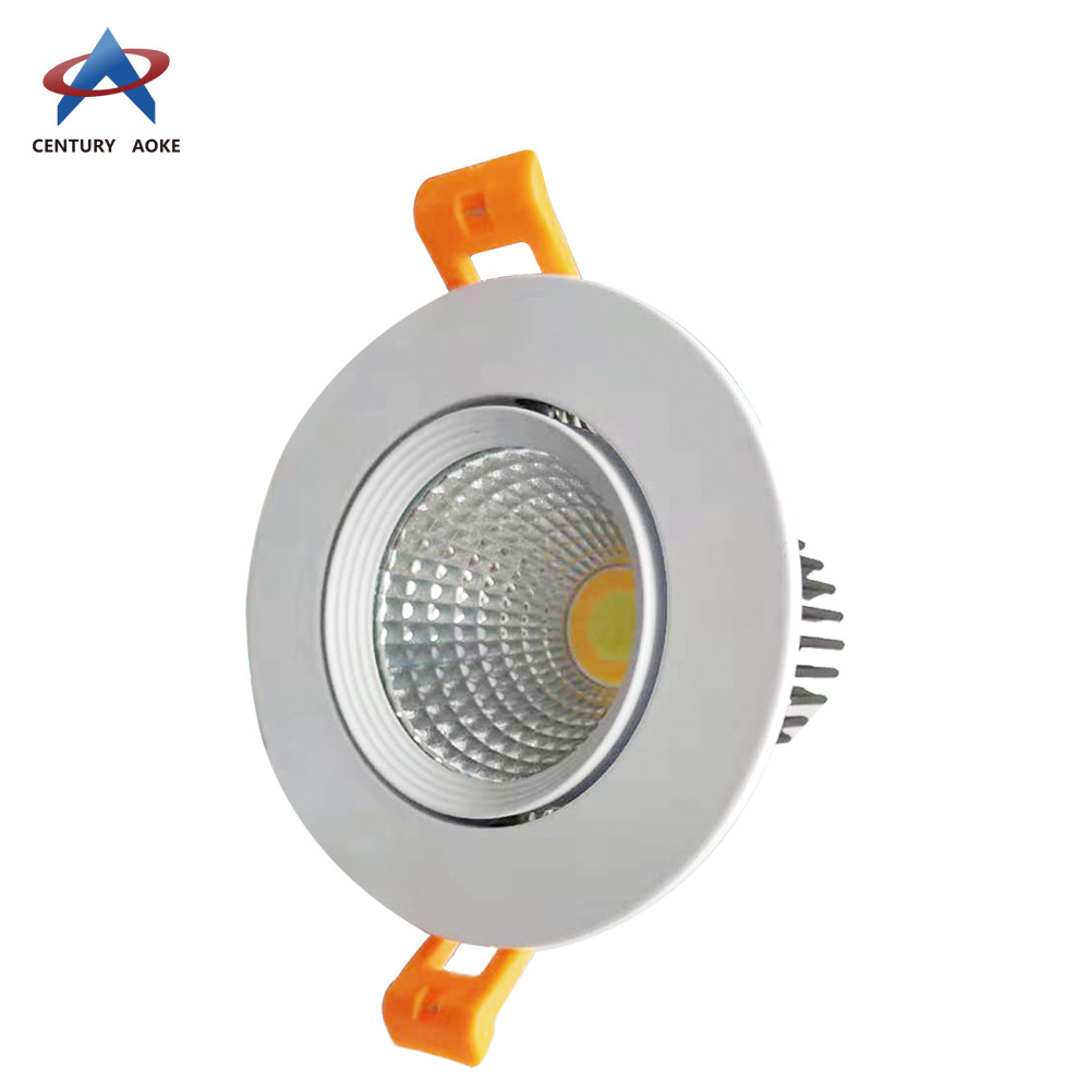 Smart RGB spotlight  smart light fixtures  (Drive included) AK-L03W-41F