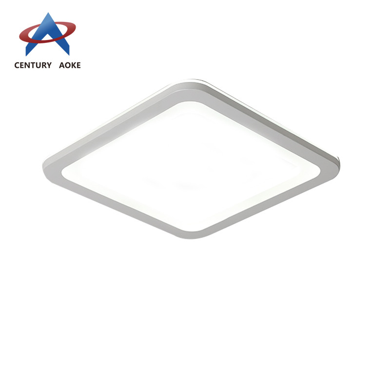 Intelligent color temperature ceiling lamp remote control light AK-L02W-81F