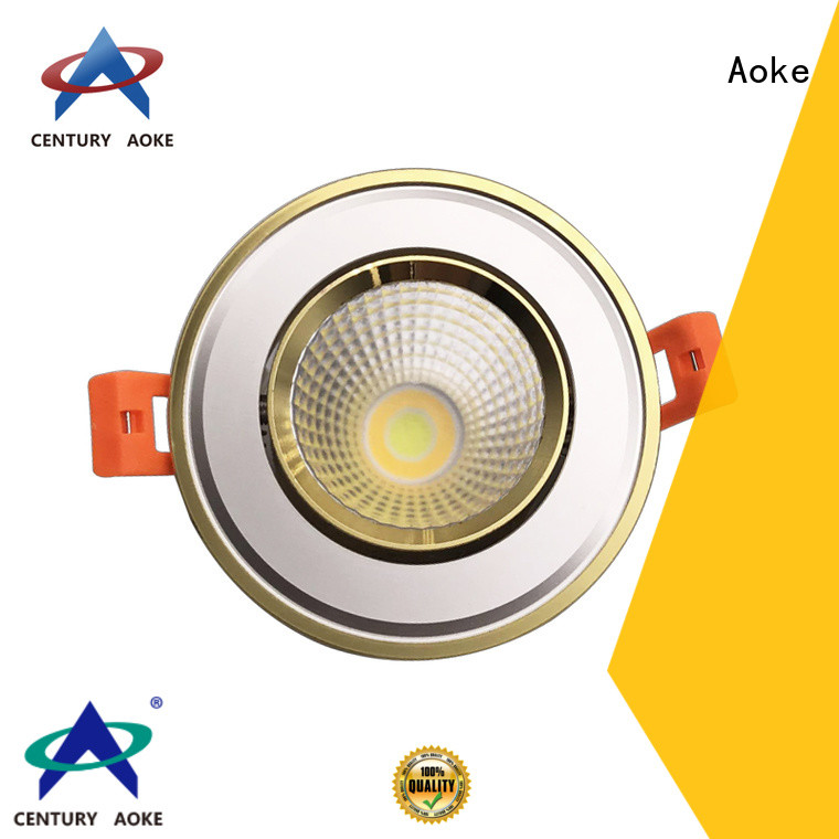 top quality smart downlight design for home use
