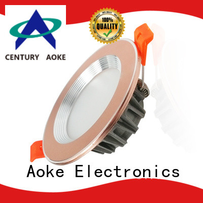 Aoke new smart spotlight best manufacturer for convenience