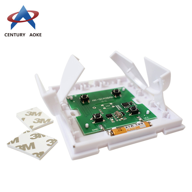 Aoke factory price wifi remote control light switch design for home use