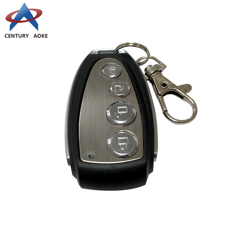 Enhanced special frequency copy metal 4-key wireless clone remote control KB-1806