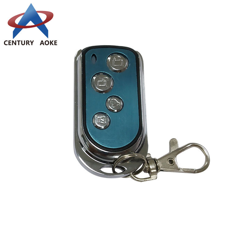 New all-metal outer case 4-key enhanced copy remote control KB-1807