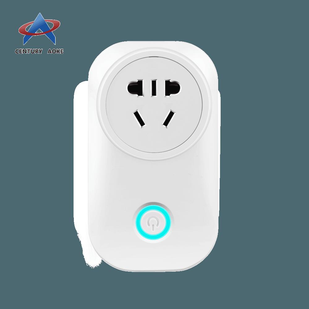 GB smart socket outlet AK-P01W-03D