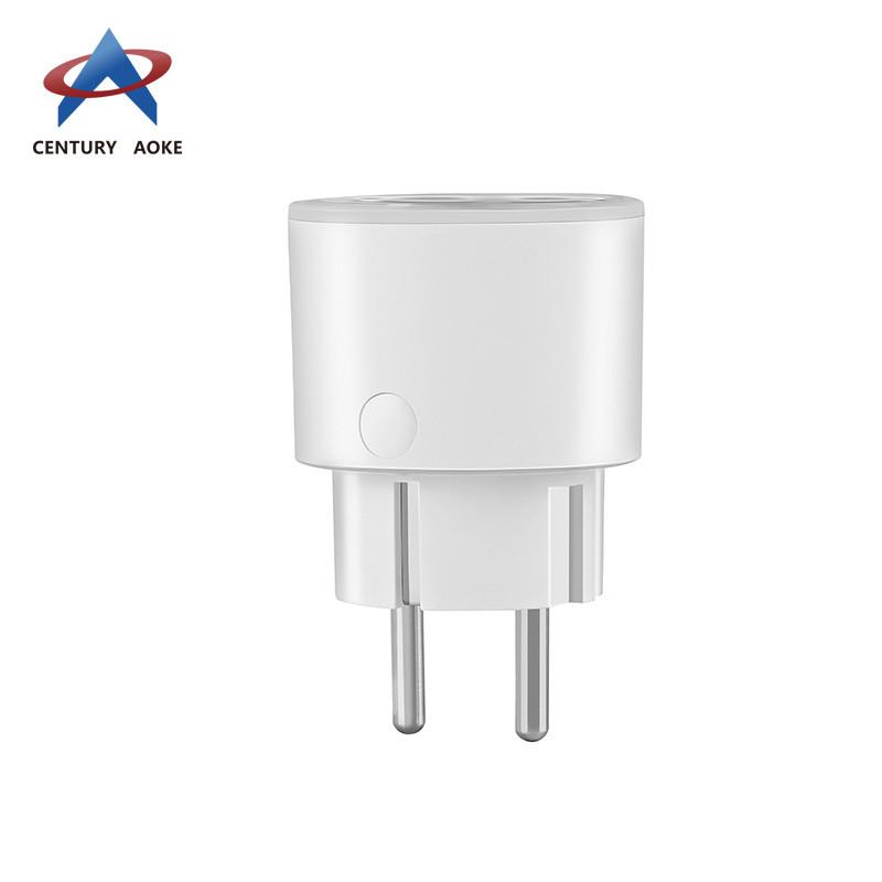 EU smart socket smart outlet plug AK-P11W-08F