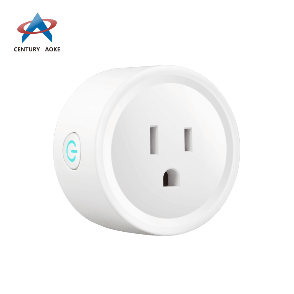 US smart socket wireless plug socket AK-P21W-06F