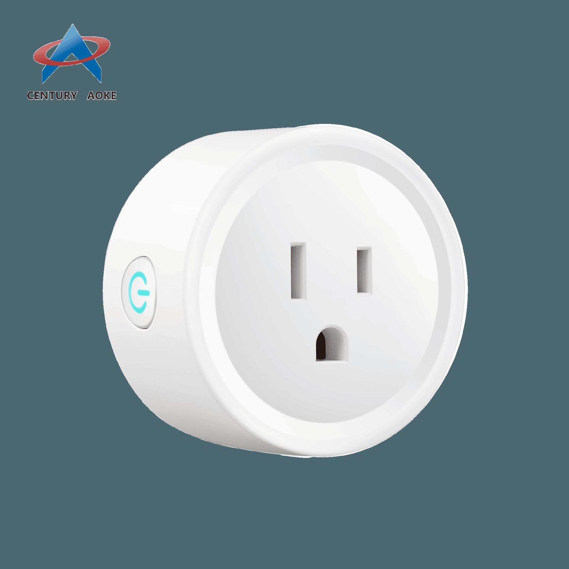 US smart socket wireless plug socket AK-P21W-06F