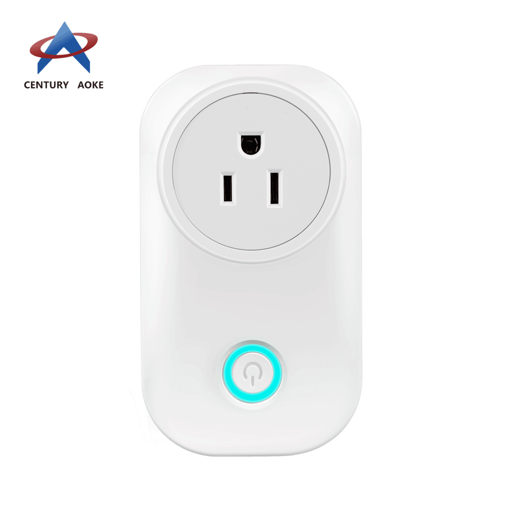 US smart socket outlet AK-P21W-03F