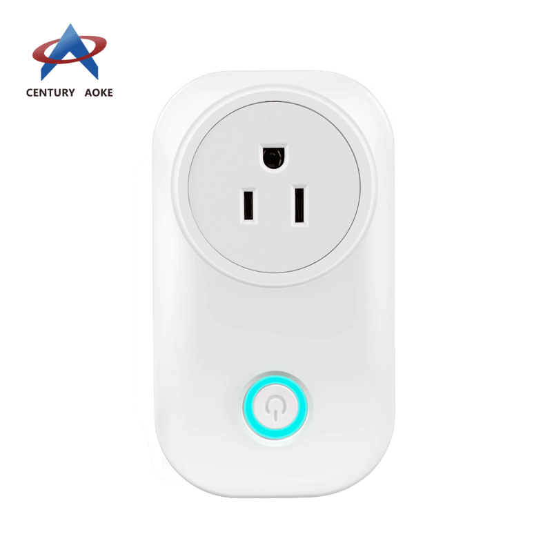 US smart socket outlet AK-P21W-03F