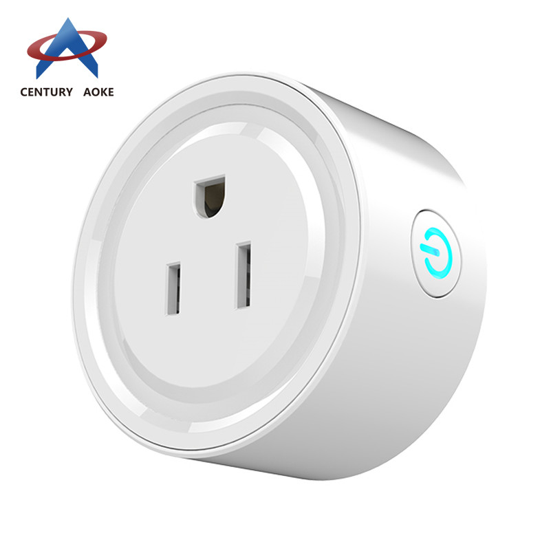 US smart socket power plug AK-P21W-07F