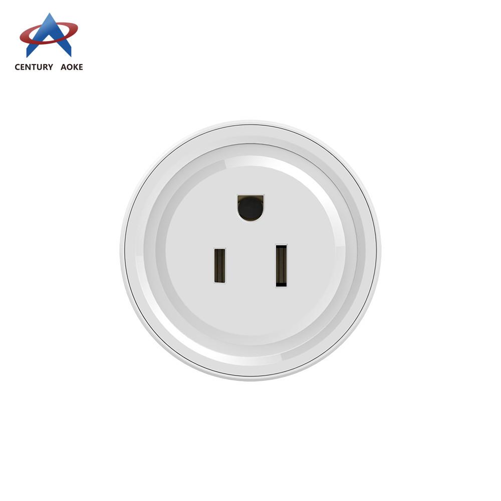 US smart socket power plug AK-P21W-07F
