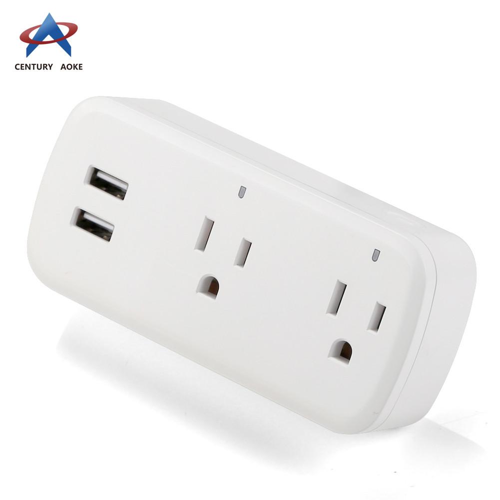 US smart socket best smart outlet AK-P22W-01F