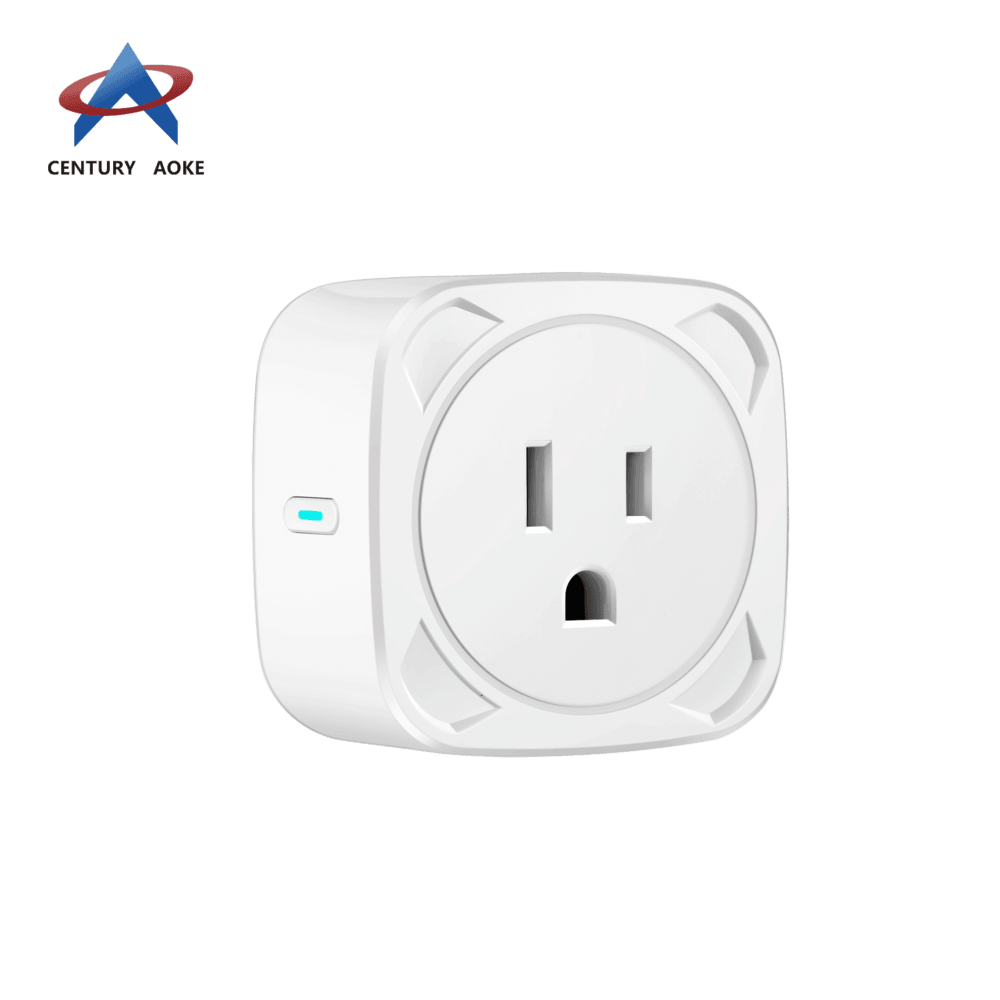 US smart socket wifi enabled power switch AK-P21W-08F