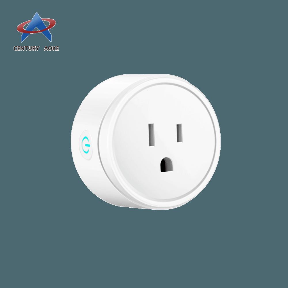 US smart socket wireless power outlet AK-P21W-09F
