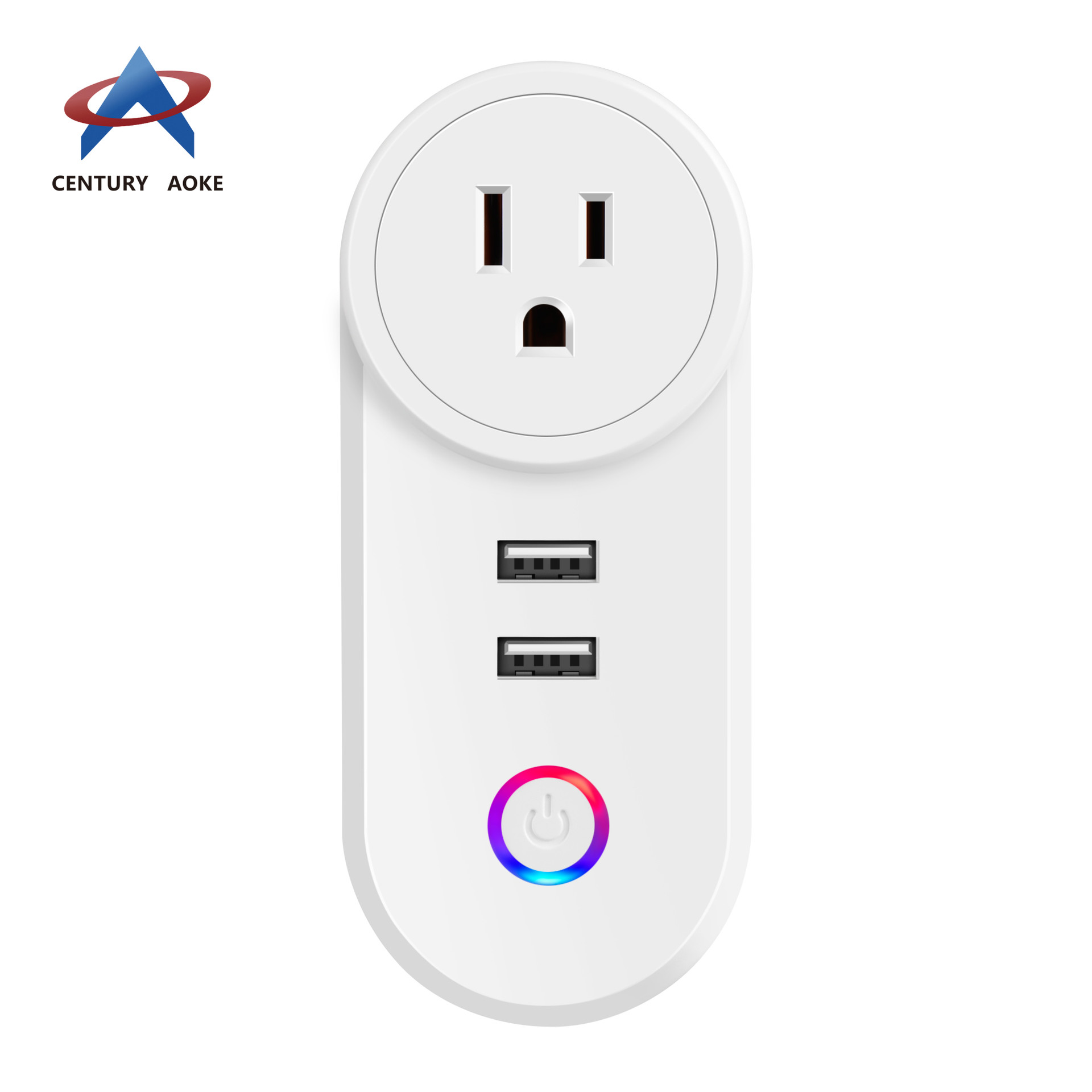 US smart socket best smart outlet AK-P21W-04F