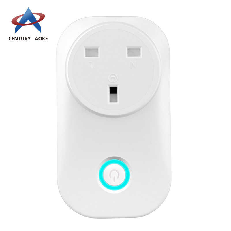 UK smart power socket AK-P31W-03F